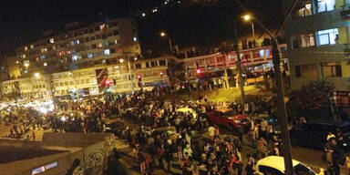 Erdbeben Chile