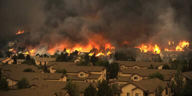 Colorado Waldbrände