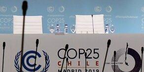 Kompromiss bei UN-Klimagipfel in Madrid