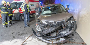 Tunnel-Crash: S6 nach Wien komplett gesperrt