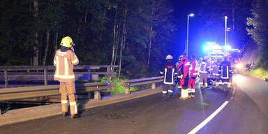 17-jähriger Beifahrer stirbt bei Horror-Crash mit Moped