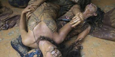 Ein Dammbruch in Brasilien hat zu einer tödlichen Schlammlawine geführt. Jugendliche demonstrieren gegen die Minen-Gesellschaft.