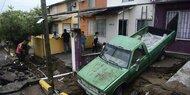 Tropensturm verwüstet Mexiko