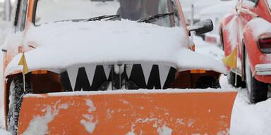 In Deutschland brachte Xaver jede Menge Schnee in den Höhelagen