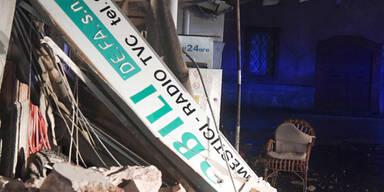 Erdbeben in Italien - Lage in Visso