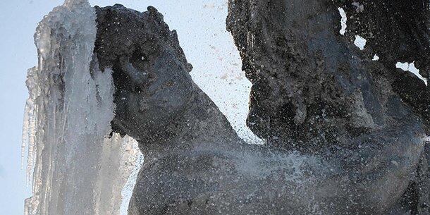 Kältewelle: Millionen-Schäden in Italien