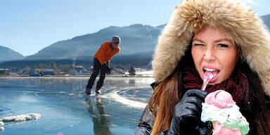 Kälte Winter