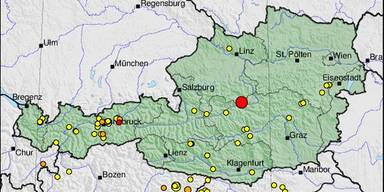 Erdbeben der Stärke 4,5 in der Steiermark