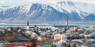Serie von Erdbeben erschüttert Island