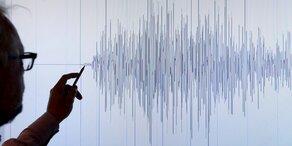 Erdbeben erschüttert Tirol