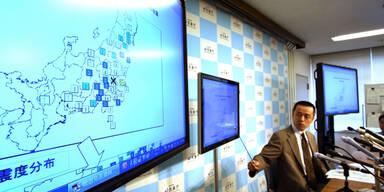 Erdbeben Tokio