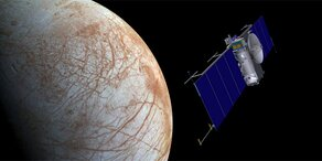 """NASA: """"Überraschende Entdeckung"""" auf Jupiter-Mond"""
