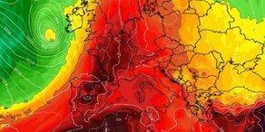Bis 42 Grad! Gefährliche Hitzewelle rollt auf Europa zu