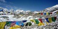Nächstes Drama am Everest: Vier Tote in Zelt