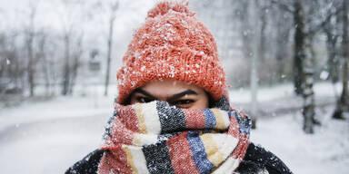 Frost & Schnee: Jetzt kommen Minusgrade