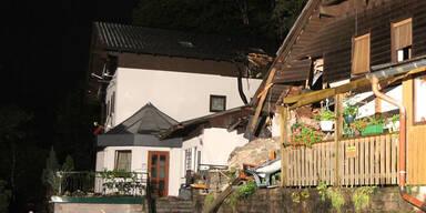 Felssturz in Obertraun