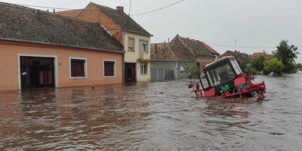 Wetter Serbien