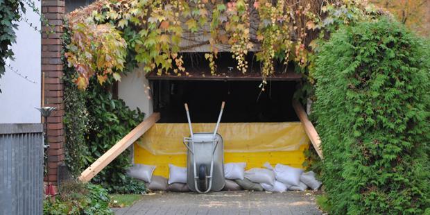 Hochwasser Lavamünd