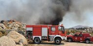 Ferieninsel Kreta in Flammen: Waldbrände