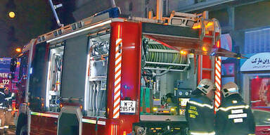Feuer-Inferno in Dachwohnung – 29-Jähriger tot