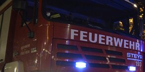 Sturm-Tief ist da! Erste Feuerwehr-Einsätze in OÖ
