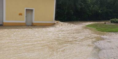 Schwere Unwetter überrollen Ost-Österreich