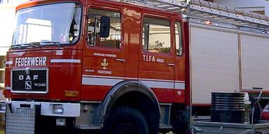 Oberösterreich: Kinderzimmer in Flammen