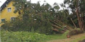 Überflutungen: Schon wieder Unwetter in Teilen des Landes