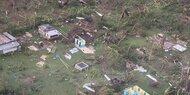 Zyklon 'Harold' verwüstet die Fidschi-Inseln