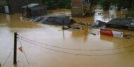 Hochwasser in Sri Lanka: Mehr als 50 Tote