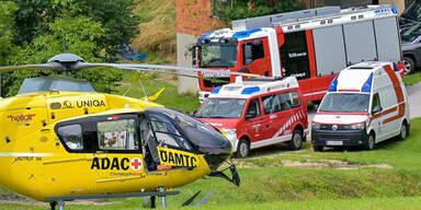Nach CO-Unfall in OÖ: Beide Kinder gestorben