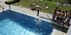 In Oberösterreich startet die Badesaison