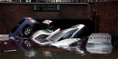 Hurrikan Sandy in New York