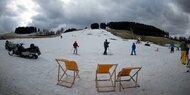Deutsche Skigebiete vor dem Aus