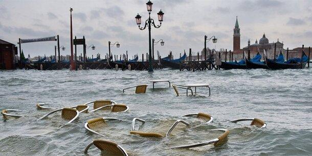 Meeresspiegel könnte bis zu 1,7 Meter steigen