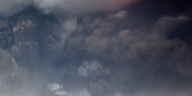 Vulkanausbruch in Island