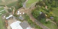 Sturm: 6.000 Neuseeländer sitzen fest