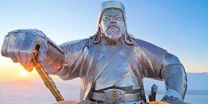 Schlechtwetter vertrieb Mongolen aus Ungarn