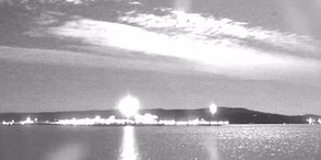Meteor-Explosion schockt Australien