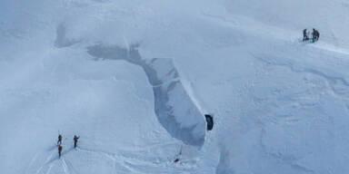 gletscher bergung