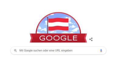 So feiert Google Österreichs Nationalfeiertag