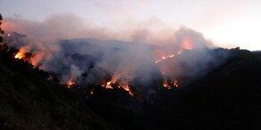 Beliebtes Urlaubsparadies brennt: 8.000 Menschen evakuiert