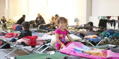 Flüchtlinge Graz