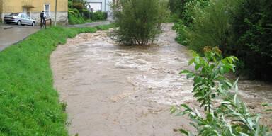 Graz Überflutet