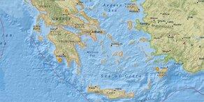 Zwei Beben erschüttern Griechenland