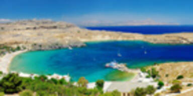 Rhodos Urlaub mit TUI