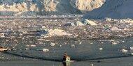 Grönland will Schmelzwasser jetzt verkaufen