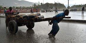 Unwetter in Haiti: Mehrere Tote