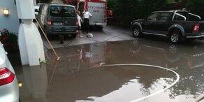 LIVE-TICKER: Unwetter-Alarm in weiten Teilen Österreichs