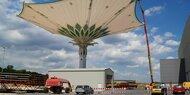 Vorarlberger entwickelten Riesen-Schirm für Mekka